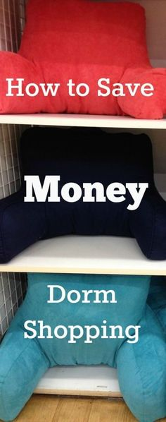 Save money, save time. 50 essential questions to ask before you begin college dorm shopping.