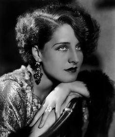 One of my favorite actresses - Norma Shearer.