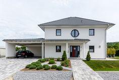 Kundenhaus Santorin- RENSCH-HAUS GMBH
