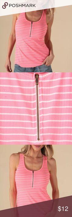 FRESH PRODUCE XL Portobello Brown $65 Pinstripe CITY Stretch Knit Skort NWT New