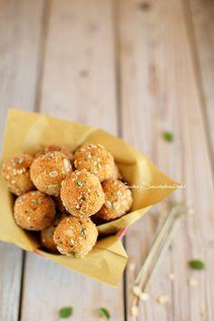 Polpette vegetariane con fagioli e panatura croccantissima!
