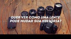 Desafio Celular x Lentes Canon - Campanha Lentes 2016