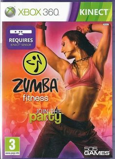 Xbox 360 Zumba Fitness Join the Party KINECT game only http://www.4myprosperity.com/the-2-week-diet-program/