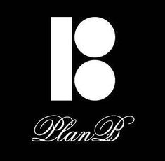 Plan B Skateboards. I like how the line and the top dot makes a P, and the line with the two dots make a B for Plan B!