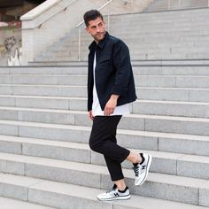 Contemporary sophistication Kosta Williams wearing #HOGAN #SS16 #HoganClub Traditional 20.15 Join the #HoganClub #lifestyle and share with us your @hoganbrand pictures on Instagram