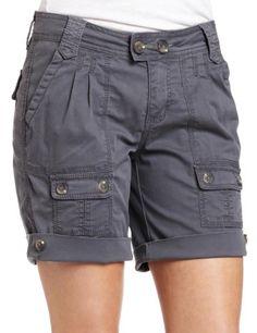Jag Jeans Women's Vista Cargo Short $23.90 summer clothes!