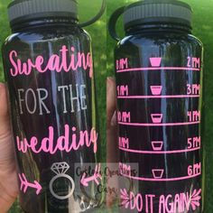 I don't care if you are getting #weddingready or just living life, these are great!! #sweatinforthewedding