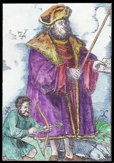 Jupiter. Woodcut by The Master 4+ (c. 1554-1580). #alchemy