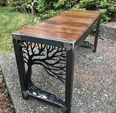 Trendy Diy Wood Projects Furniture Floors Ideas Trendy Diy Wood Projects Furniture Floors Ideas,Welding Projects Trendy Diy Wood Projects Furniture Floors Ideas home decor house projects side table wood projects stand ideas Welded Furniture, Industrial Design Furniture, Steel Furniture, Diy Furniture, Furniture Design, Office Furniture, Painted Furniture, Bedroom Furniture, Timber Furniture