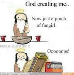 im a gigantic fangirl