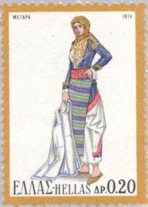 Female Costume from Megara, West Attica