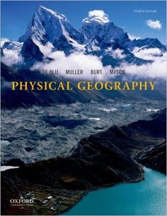 Well known for its flexibility, clarity of presentation, and graphic excellence, Physical Geography: The Global Environment, Fourth Edition, provides a thorough, scientifically authoritative, accessible, and geographic view into Earth's physical systems.