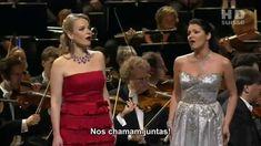 Flower duet - Anna Netrebko & Elina Garanca (Lakmé de Delibes) Strapless Dress Formal, Prom Dresses, Formal Dresses, Elina Garanca, Opera Arias, Trailer Song, Opera Singers, Most Beautiful, Anna