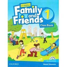 Family and Friends: Level Class Book Buch versandkostenfrei bestellen English Books For Kids, English Books Pdf, Learning English For Kids, Friend Book, Friend 2, English Class, Learn English, English Course, Ingles Kids