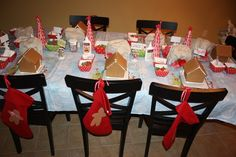 My Little Party Blog: Inspírate para preparar la Mesa de Navidad