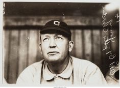 CY Young type 1 photo by Paul Thompson used for his card Cy Young Award, Philadelphia Athletics, Farm Boys, Booker T, Cap And Gown, Jack Johnson, Perfect Game, American League, National League