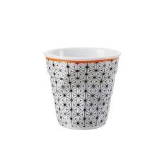 Kubek gnieciony do espresso Revol fleur