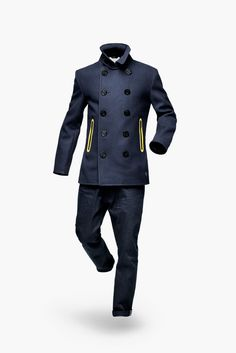 // G-Star RAW by Marc Newson 2012 Fall/Winter Collection