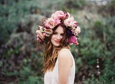 I could probably just have included one image with this post… it was one of the most liked photos from Issue 5 of Magnolia Rouge Magazine. But this floral crown by Fallon Shea and photographed by Jess Wilcox is so … Continue reading →