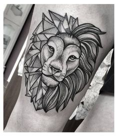 coolTop Geometric Tattoo - skindeeptales