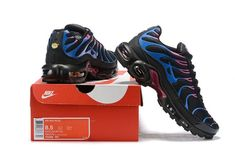 Nike Air Max Plus Gradient Black Grey Red CI2299 001