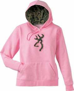 Browning® Women's Buckmark Sweatshirt, Women's Sweatshirts, Women's Tops, Women's Clothing, Clothing : Cabela's