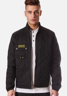 d3ffef8bef Barbour Bowmore Heritage Men s Jacket Black  DiffusionNewArrivals