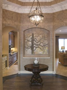 Foyer Passage Design Ideas, Pictures, Remodel and Decor
