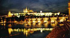 Praha - Karlův most / Pražský hrad [30.07.2006]