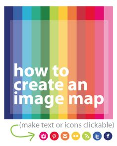 How To Create an Image Map (for free!) The free online tool we used to use isn't free anymore. So here's another way to do it!