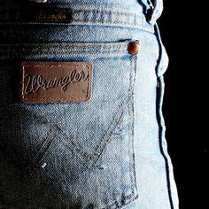jeans western wrangler