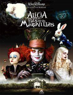 Poster de Alicia en el País de las Maravillas
