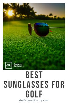 Are you looking for the Best Sunglasses for Golf? Check out our in depth buyers guide to find the best pair of sunglasses for you. Sport Golf, Golf Score, Golf Chipping, Golf Instruction, Golf Putting, Golf Exercises, Golf Training, Golf Lessons, Golf Accessories