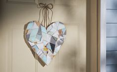 #DremelGifts - This reclaimed scrap wood heart by DremelWeekends.com Contributor Pauline, will steal anyone's heart. To easily complete this project use: •    Dremel Multi-Max, Rotary, or sandpaper •    Dremel Moto-Saw •    Sheet of 1/4 Plywood •    Wood Glue •   Paint and Paint Brush •   Painters Caulk •   Twine or Ribbon Once you've completed your work of art, share it with us by uploading the photo and tagging it #DremelDone