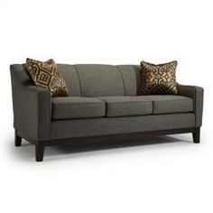 EMELINECOLL1 in by Best Home Furnishings in Claremont, NH - EMELINE COLL1 Stationary Sofa