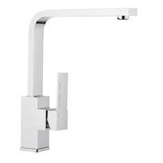 Bathroom Faucet, Remer Q42US, One Lever One Hole Sink Mixer with Movable Spout Q42US