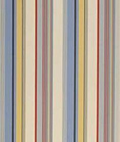 Beacon Hill Cohaset Stripe Nautical Fabric
