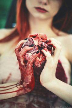 Meu coração é seu.