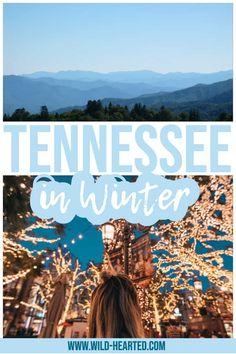 Are you headed to Tennessee for the holidays this year? There are tons of great activities and events to check out during the winter months and holidays! From Nashville to Memphis and Chattanooga to t Visit Tennessee, Chattanooga Tennessee, Tennessee Vacation, Nashville Tennessee, Tennessee Holiday, Tennessee Hiking, Tennessee Cabins, Nashville Trip, Gatlinburg Tn