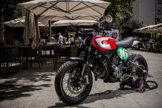 The new Ducati Scrambler range of motorcycles was introduced in and went on sale in Their popularity has been nothing short of explosive, and Ducati Scrambler Custom, Ducati Motorcycles, Cafe Racer Motorcycle, Custom Motorcycles, Motorcycle Helmets, Cafe Racer Helmet, Cafe Racer Girl, Cafe Racer Bikes, Cafe Racers