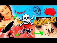 🎃 ACCESORIOS para DISFRACES de HALLOWEEN de SILICON CALIENTE 🎃 Mega SORTEO INTERNACIONAL - YouTube