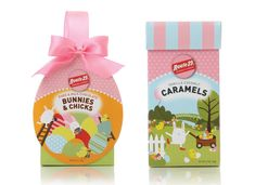 HartungKemp's Easter packaging for Route 29