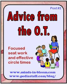 Advice from the OT: Why Good Sitting = Good Learning Pediatric Occupational Therapy, Postural, Early Intervention, Classroom Organization, Classroom Management, Behaviour Management, Classroom Ideas, Behaviour Chart, Class Management