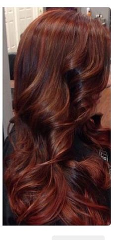 49 of the Most Striking Dark Red Hair Color Ideas. – Lewis Carroll 49 of the Most Striking Dark Red Hair Color Ideas. 49 of the Most Striking Dark Red Hair Color Ideas. Dark Auburn Hair Color, Dark Red Hair, Ombre Hair Color, Brown Hair Colors, Auburn Brown, Dark Brown, Ombre Brown, Red Ombre, Burgundy Hair