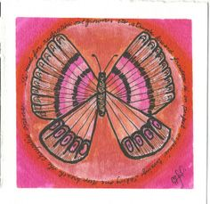 It's time for restriction outgrown, it struggles towards freedom in it's perfect organic timing.  Taking one deep breath the chrysalis opens,