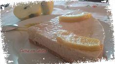 cheesecake alla mela