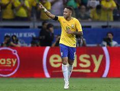 Blog Esportivo do Suíço:  Neymar chega a 50 gols pela Seleção Brasileira e se aproxima de Romário