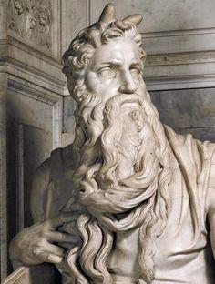 El Moisés de Miguel Ángel, el gran secreto de Roma Italia - viajaBonito