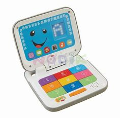 Laptop Malucha Fisher Price - Trafiony prezent