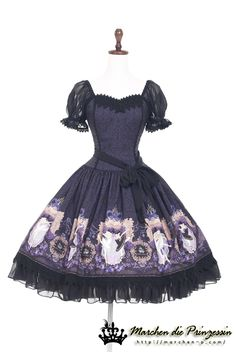 Swan Lake dress by Marchen die Prinzessen and Haenuli should be arriving soon ^_^